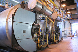 Thermal Insulation: for old boilers